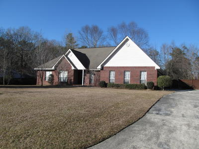 Petal Single Family Home For Sale: 53 Woodland