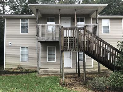 Hattiesburg MS Multi Family Home For Sale: $141,900