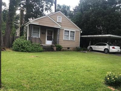 Hattiesburg Single Family Home For Sale: 411 S 15th Ave.