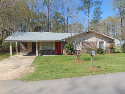 Sumrall Single Family Home For Sale: 8 Gulf Ave