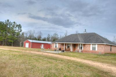 Columbia Single Family Home For Sale: 284 Mail Rte