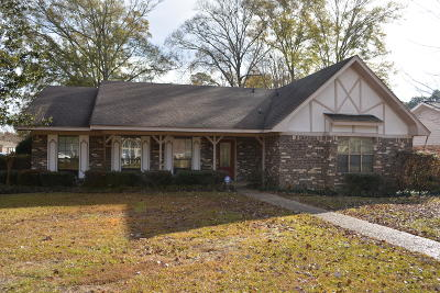 Hattiesburg Single Family Home For Sale: 918 S 34th Ave.