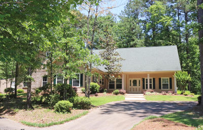 Seminary, Sumrall Single Family Home For Sale: 877 Oloh Rd.