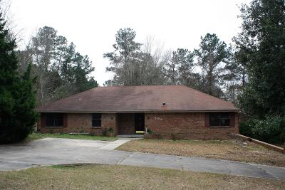Petal Single Family Home For Sale: 596 E Central Ave.