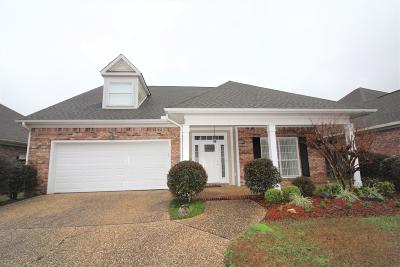 Hattiesburg Single Family Home For Sale: 14 Northshore Ct.