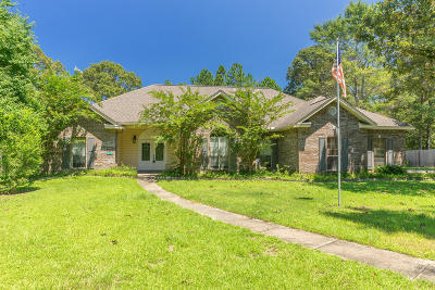 Purvis Single Family Home For Sale: 407 Beaver Lake Rd.