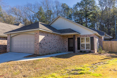 Sumrall Single Family Home For Sale: 30 Sienna Ln.