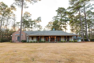 Hattiesburg Single Family Home For Sale: 157 E Lake Rd.