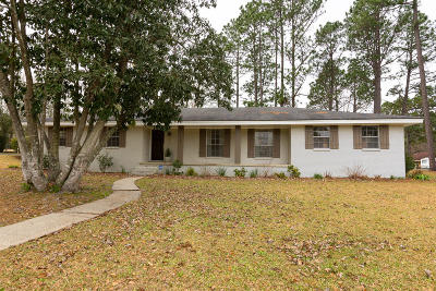 Hattiesburg Single Family Home For Sale: 601 Cox Ave.
