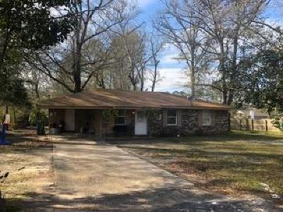 Hattiesburg Single Family Home For Sale: 3302 Moye Ave.