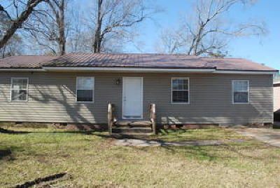 Hattiesburg Single Family Home For Sale: 216 N 18th Ave.