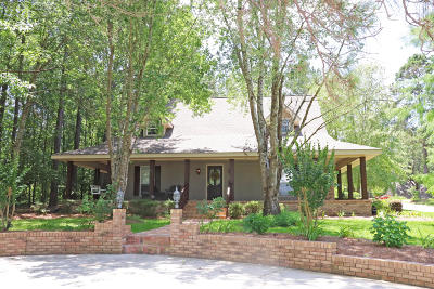 Seminary, Sumrall Single Family Home For Sale: 3 Center Ave.