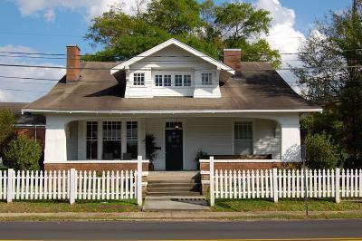 Hattiesburg Commercial For Sale: 104 McLeod St.