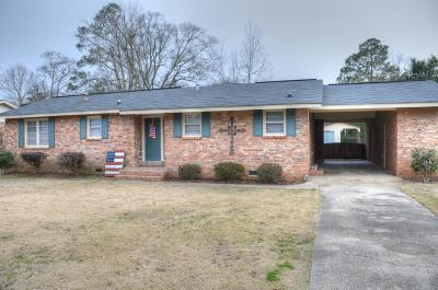 Petal Single Family Home For Sale: 206 Smith