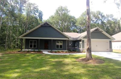 Sumrall Single Family Home For Sale: 120 Todd Rd.