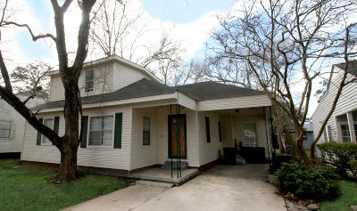 Hattiesburg Single Family Home For Sale: 209 S 16th Ave.