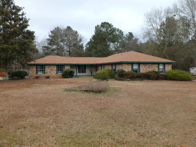 Petal Single Family Home For Sale: 83 Harvest Cir.