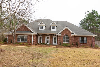 Petal Single Family Home For Sale: 168 Cherry Oak Trail