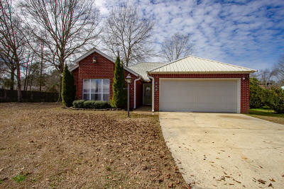 Hattiesburg Single Family Home For Sale: 125 Griffith Rd.