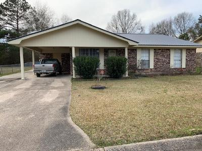 Hattiesburg Single Family Home For Sale: 109 Glenhaven Cir.