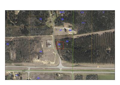 Covington County Residential Lots & Land For Sale: Friendship Rd.