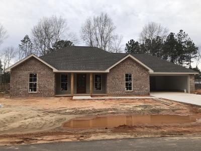 Petal, Purvis Single Family Home For Sale: 130 Lost Orchard