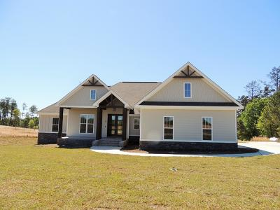 Purvis Single Family Home For Sale: 28 Fowler Cut- Off Rd.