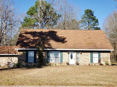 Hattiesburg Single Family Home For Sale: 3501 Pinnacle Dr.
