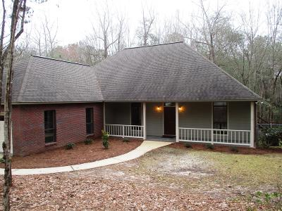 Purvis Single Family Home For Sale: 64 Bayberry Loop