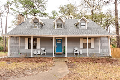 Hattiesburg Single Family Home For Sale: 42 Leaf Ln.