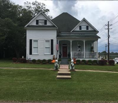 Covington County Single Family Home For Sale: 201 S 2nd St.