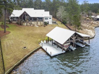 Big Bay Lake Single Family Home For Sale: 41 Lake Ridge Point