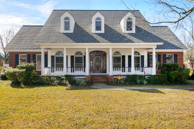 Petal, Purvis Single Family Home For Sale: 263 McMahon