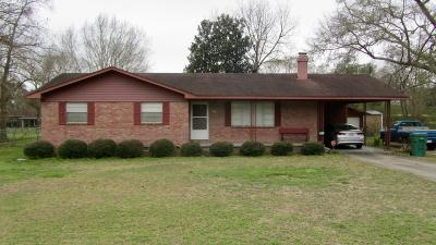 Petal Single Family Home For Sale: 105 Beverly Dr.