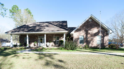 Single Family Home For Sale: 130 Calvin Purvis