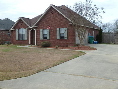 Petal Single Family Home For Sale: 68 High Meadows