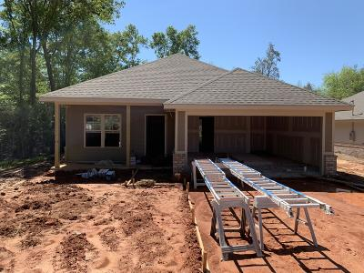Petal, Purvis Single Family Home For Sale: 51 Logaras Cir.