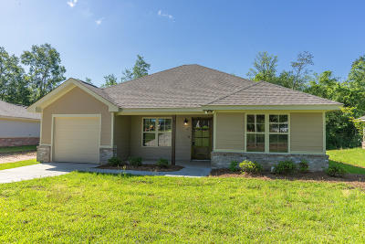 Petal, Purvis Single Family Home For Sale: 47 Logaras Cir.