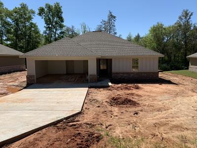 Petal, Purvis Single Family Home For Sale: 49 Logaras Cir.