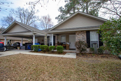 Petal MS Single Family Home For Sale: $138,500