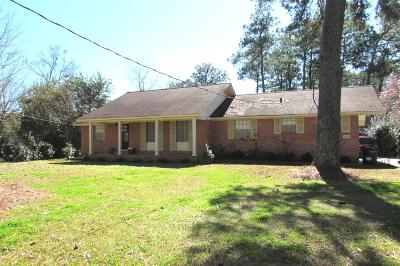 Columbia Single Family Home For Sale: 1602 Church St.