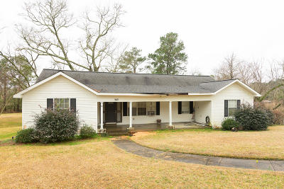 Petal Single Family Home For Sale: 243 Smithville