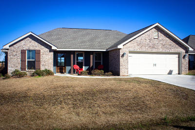 Sumrall Single Family Home For Sale: 13 E Cherry Ct.