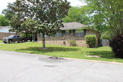 Hattiesburg Single Family Home For Sale: 3301 Fernway Dr.