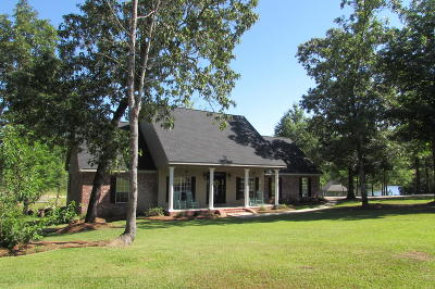 Big Bay Lake Single Family Home For Sale: 4 Gum Reed Point