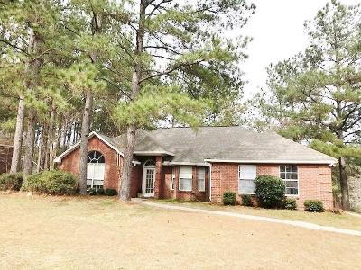 Purvis Single Family Home For Sale: 20 S Windridge Loop