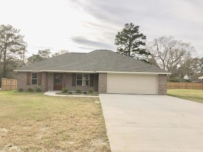 Petal Single Family Home For Sale: 2 Three Mile Ridge