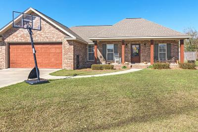 Sumrall Single Family Home For Sale: 23 E Spruce