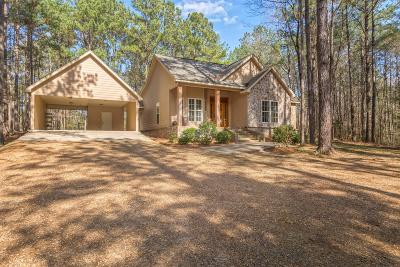 Sumrall Single Family Home For Sale: 488 Ms-42