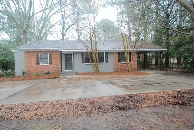 Hattiesburg Single Family Home For Sale: 704 S 17th Ave.